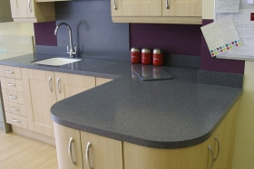 Hanex Nightlight Worktops