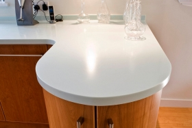Hanex Seamless Curves With Coved Upstand